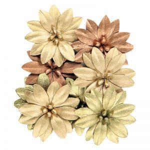 Flowers & Foliage Embellishments