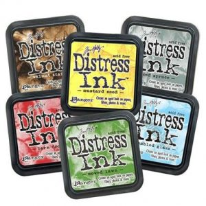 Ranger Distress Ink Pad Mini