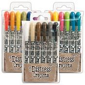 Ranger Distress Crayons
