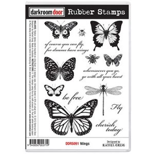 *Butterflies & Insect Themed Stamps
