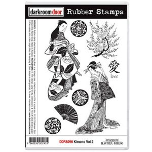 *Oriental Themed Stamps