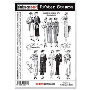 *Ladies & Fashion Themed Stamps