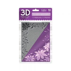 3D Christmas Embossing Folders & Stamps