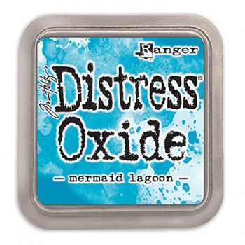 Distress Oxide Ink Pad – Mermaid Lagoon (NEW)