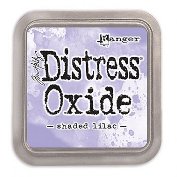 Distress Oxide Ink Pad – Shaded Lilac (NEW)